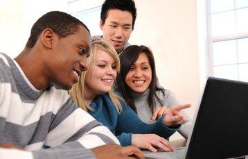 Highschool website in Dublin