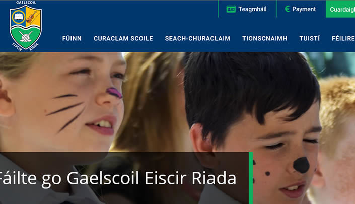 Gaelscoil Eiscir Riada